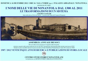 Loc- Vie Nonantola 16 dic 2012